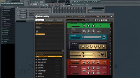 full version fl studio 9 cara install guitar rig 5 full version ke fl studio 9