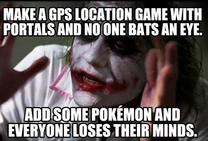Gps Memes - meme creator make a gps location game with portals and