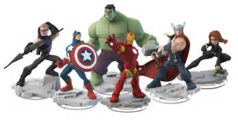 Disney Infinity Characters Marvel Disney Infinity Marvel Heroes Is Not Just An