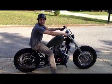 Kawasaki Dieselmotorrad by Neander Motors Motorrad Videolike