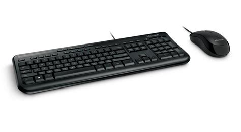 teclado microsoft multim 237 dia mouse basic 211 ptico wired