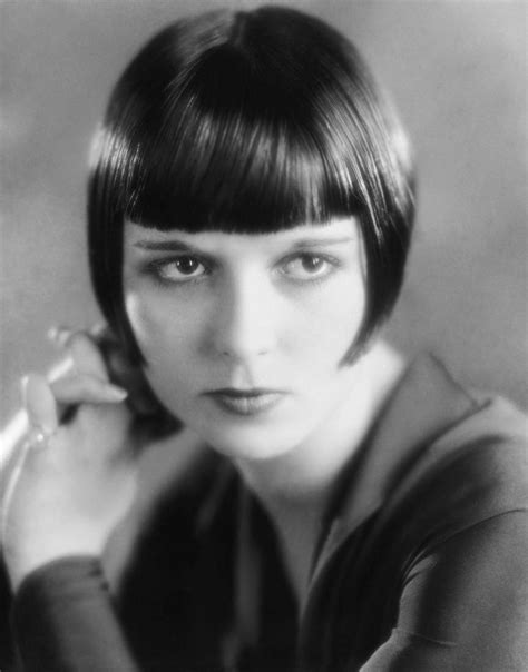 hair cuts for in late twentys louise brooks annex