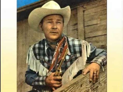 roy rogers yellow of