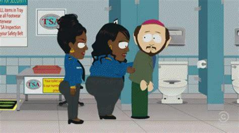 Nice Meme South Park - southpark wipe gif southpark wipe ass discover share
