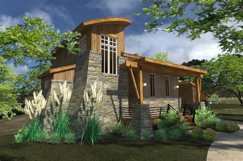 contemporary cottage house plan 117 1101 2 bedrm 985 sq