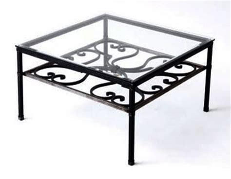 Meja Besi kerajinan besi furniture besi alam sakti