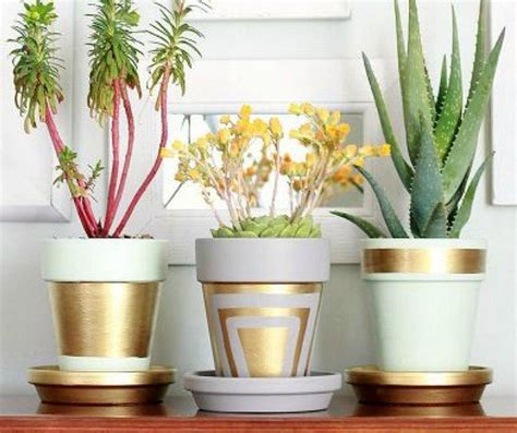 Cheap Flower Pots And Planters by How To Upcycle Cheap Flower Pots Crafting For Holidays