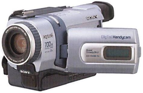 format video camera sony sony dcr trv238e digital8 camcorder with usb streaming