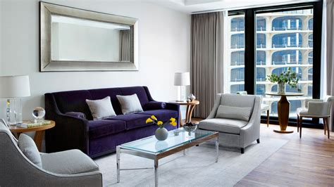 hotels with 3 bedroom suites in chicago luxury one bedroom hotel suites the langham chicago