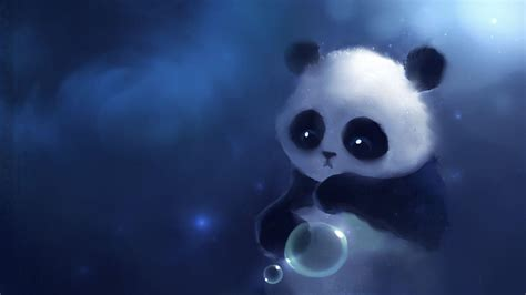 Wallpaper Desktop Panda | cute panda backgrounds wallpaper cave