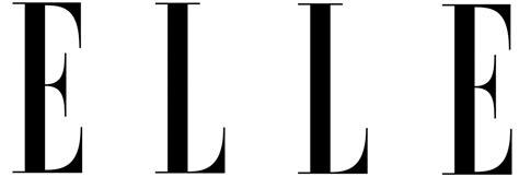 ELLE Logo / Periodicals / Logonoid.com