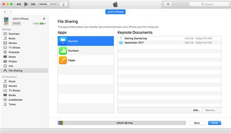 itunes file sharing section about file sharing on iphone ipad and ipod touch apple