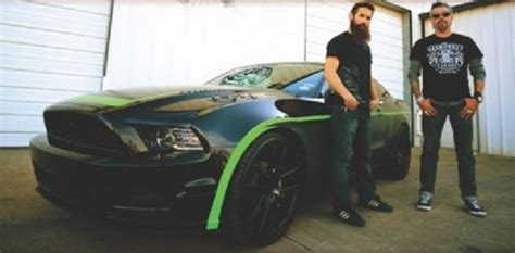 Gas Monkey Garage Giveaway - gas monkey garage customizes 2013 mustang for giveaway stangtv