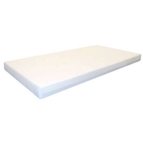 Foam Mattress For Crib Crib Foam Mattress 84cm X 43cm Kiddies Kingdom