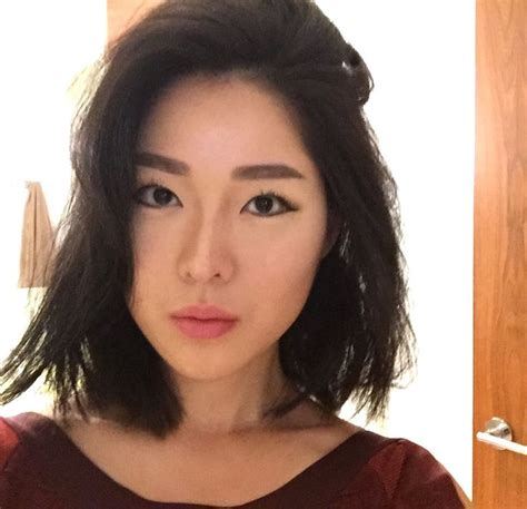 short blunt hair on pinterest thick eyebrows asian 78 best short asian hair