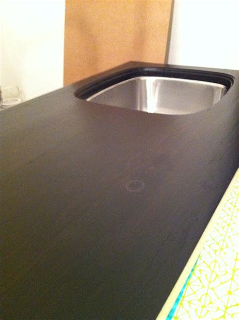 Diy Wooden Countertop by 12 Diy Wooden Kitchen Countertops To Make Shelterness