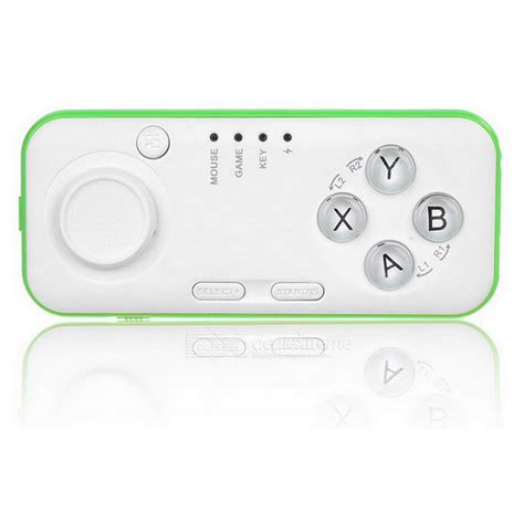 Vr Gear Box 2 Bluetooth Remote Joystick Gamepad Murah vr box joystick bluetooth remote controller white green free shipping dealextreme