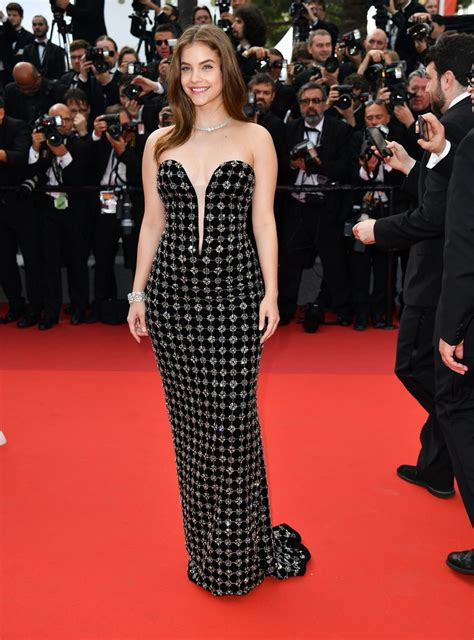 Dress Barbera barbara palvin strapless dress newest looks stylebistro