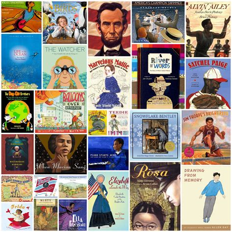 biography books for 4th grade students 30 picture book biographies delightful children s books
