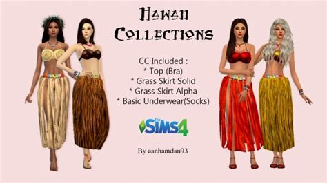 moana hawaii collections  aan hamdan simmer sims