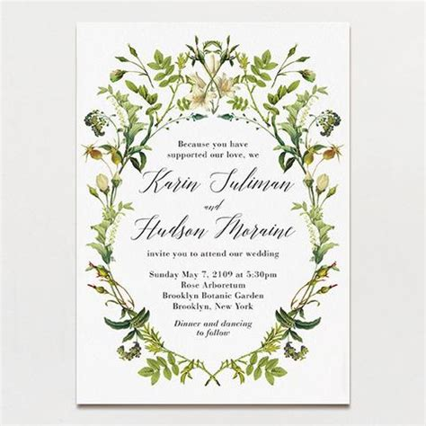 Wedding Stationery Templates by Wedding Invitations Printable Press