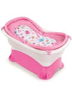 Summer infant deluxe baby bather dots the shopville the baby
