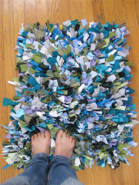 how to make a shaggy rag rug shaggy rag rug rugs sale