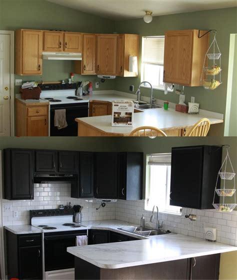 idee renovation cuisine r 233 novation cuisine 37 id 233 es armoires et photos avant apr 232 s