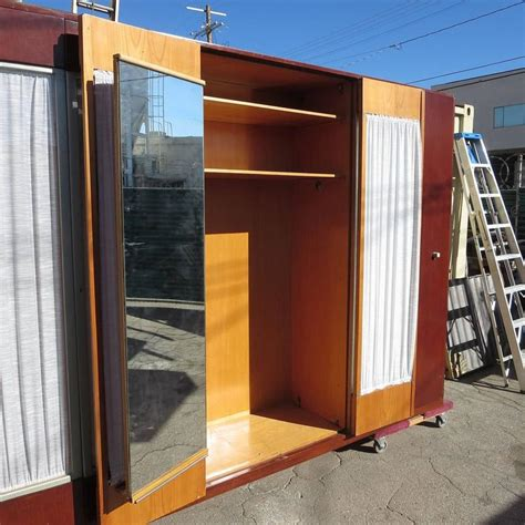 Wardrobe Liners by Liner Deco Wardrobe Cabinet At 1stdibs