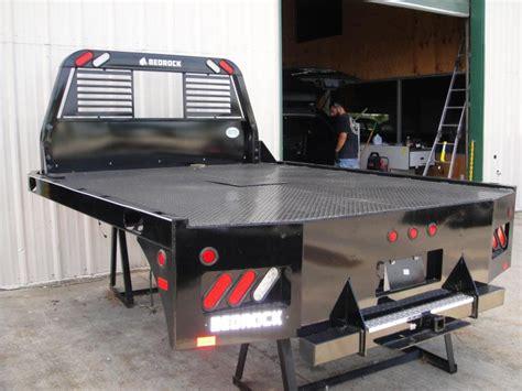 gooseneck truck beds 2017 bedrock slate series 9x4 truck bed cargo trailer