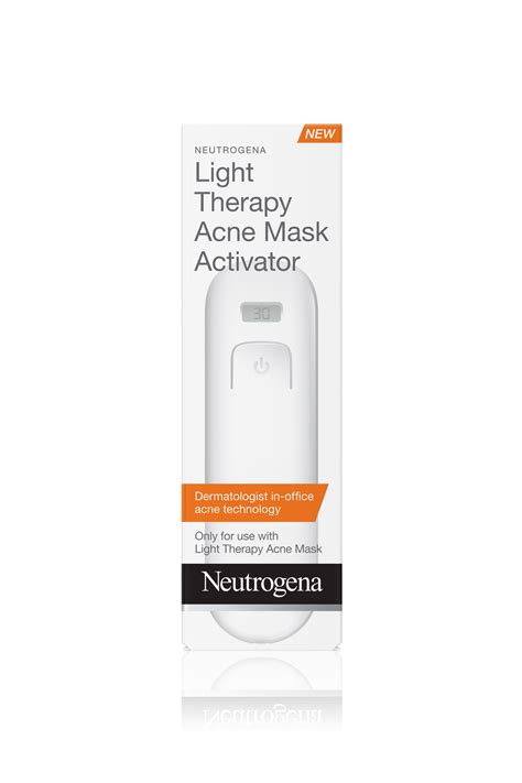 light therapy acne mask activator buy neutrogena acne clearing light therapy acne treatment