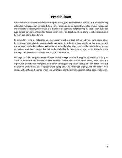 membuat makalah biologi makalah tentang keselamatan kerja di laboratorium biologi