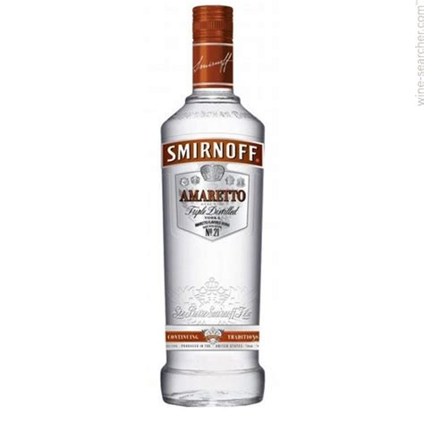 vodka price smirnoff amaretto vodka prices stores tasting notes