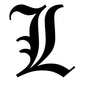 tatuaggi lettere gotiche tatuaggio lettera l stile gotico scegli il tuo