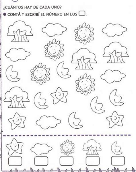 imagenes de actividades matematicas 17 mejores ideas sobre escritura preescolar en pinterest