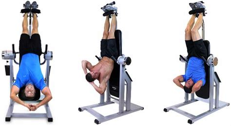 teeter power vi inversion table teeter hang ups power 6 inversion table