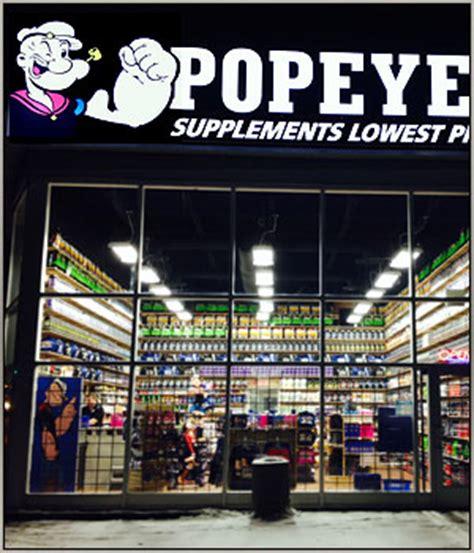 supplement warehouse davie popeye s supplements canada 140 locations across