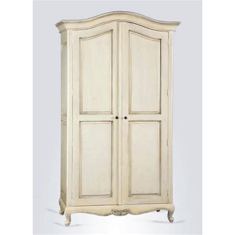 french armoires and wardrobes provencale antique white french double wardrobe crown