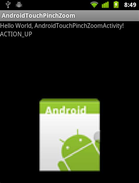 pinch zoom layout in android android er implement pinch zoom in ontouchlistener