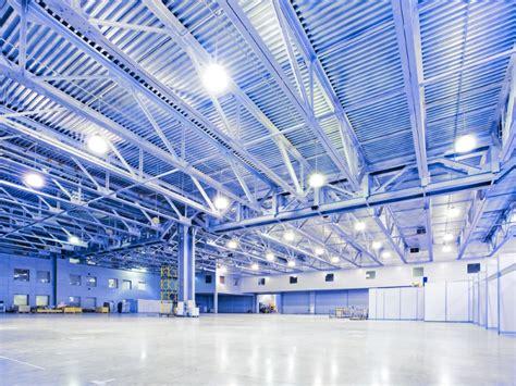 illuminazione capannoni industriali illuminazione led scopri dove utilizzare le led di