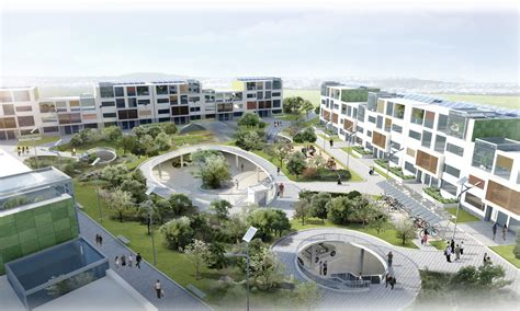 Low Cost Home Building by Tomorrows Townhouse Concept And Masterplan Nicolas Tye