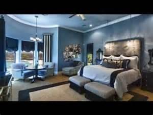 Blue Master Bedroom Decorating Ideas Blue Master Bedroom Design Decorating Ideas Youtube
