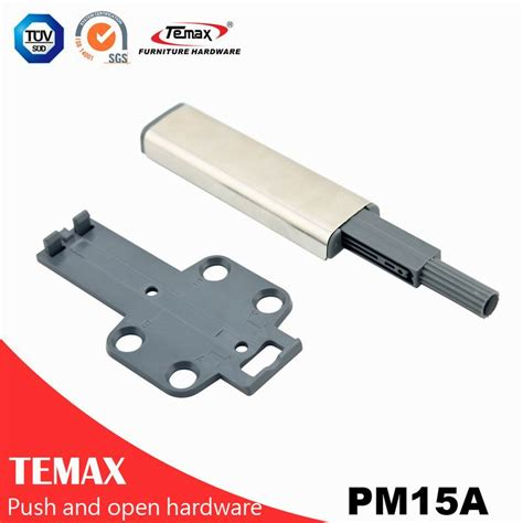 cabinet door push latch push to open system temax
