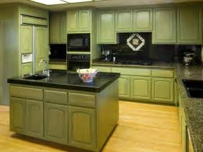 Kitchen Cabinet Painting Ideas Pictures by 30 Painted Kitchen Cabinets Ideas For Any Color And Size