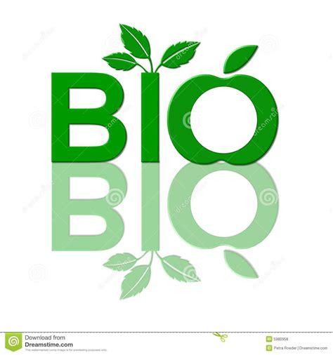 logo for biography bio logo de nourriture illustration stock image du