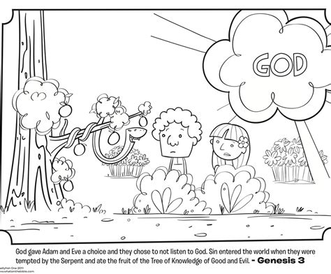 garden of eden printable activity sheets the gallery for gt adam and eve in the garden of eden