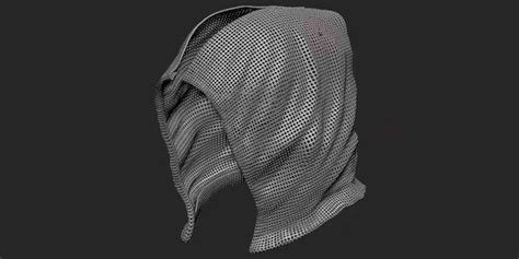 zbrush micromesh tutorial zclassroom lesson ghillie suit webbing part 1