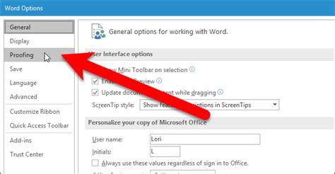 spell section how to make microsoft office s spell check ignore urls