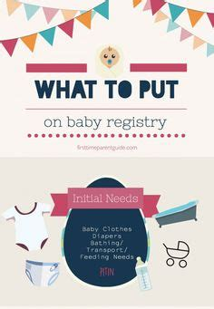 Things To Put On Baby Shower Registry by 8 Best Time Parents Guides Images On