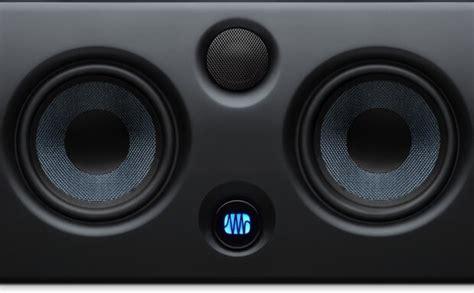 Home Recording Studio Monitors Reviews Presonus Eris E44 Active Mtm Studio Monitors Review